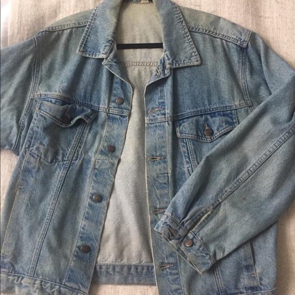 Vintage Jackets & Blazers - Vintage denim jacket